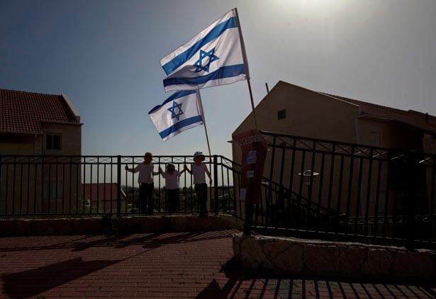 Israeli-settlement