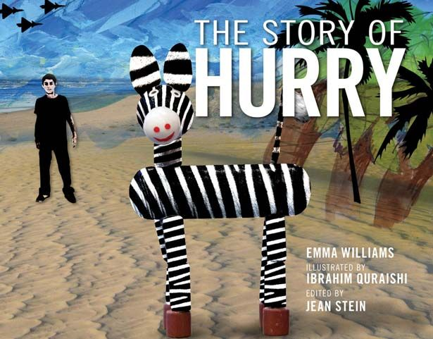 'The-Story-of-Hurry'—a-Children's-Book-that-Brings-Gaza-to-Life