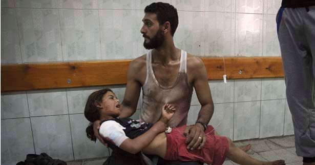 'The-Tank-Shells-Fell-Like-Rain'-Survivors-of-the-Attack-on-UNRWA-School-Report-Scenes-of-Carnage-and-Destruction
