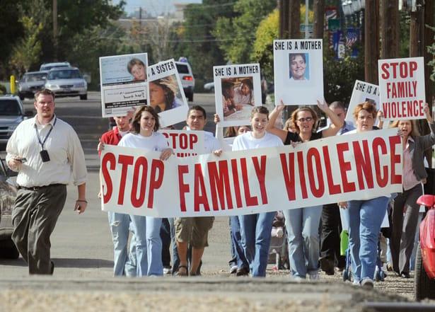 domestic-violence-protest