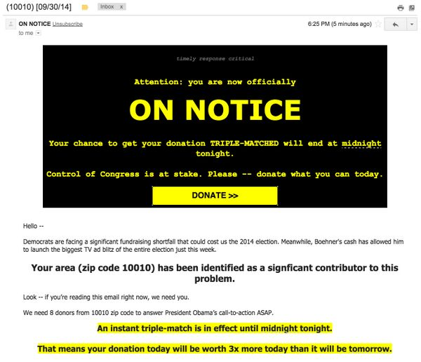 Phony-debt-collection-notice