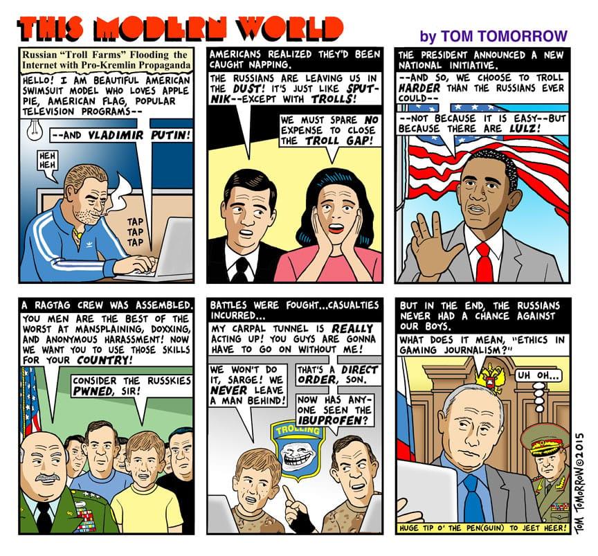 Trolling-for-America