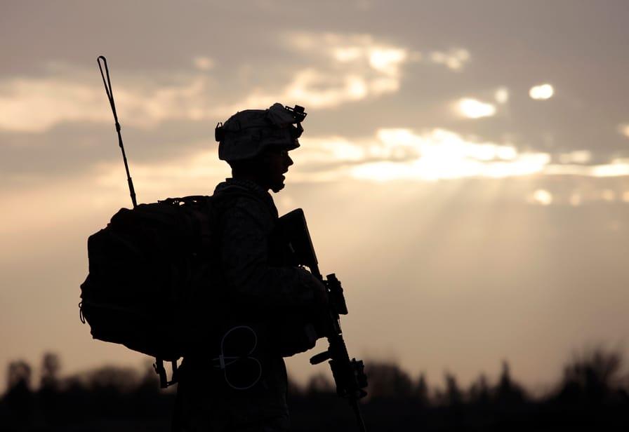 Soldier-in-Afghanistan