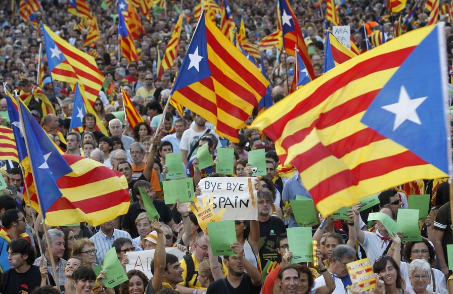 Catalonia-Independence-Rally