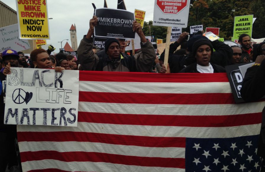 Youth-Are-on-the-Frontlines-in-Ferguson-and-They-Refuse-to-Back-Down