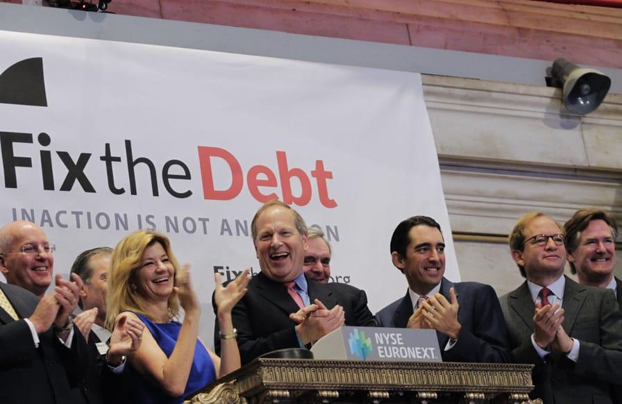 Fix-the-Debt-leadership