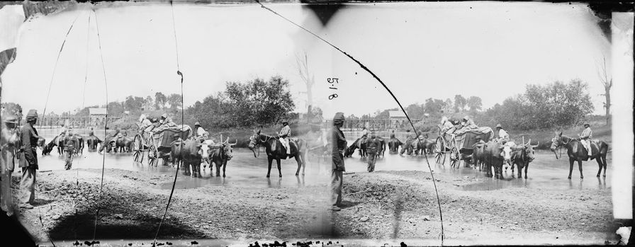 Fugitive-African-Americans-fording-the-Rappahannock-River-1862