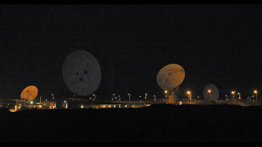 GCHQ-satellites-in-Bude-England-from-Citizenfour