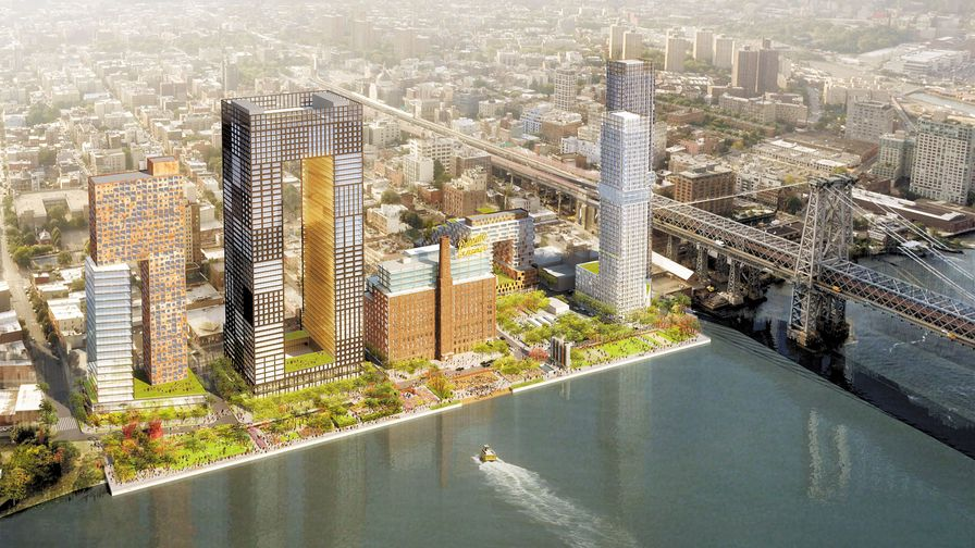 Rendering-of-the-proposed-plan-for-the-Domino-Sugar-refinery-site-in-Bkln.-NY