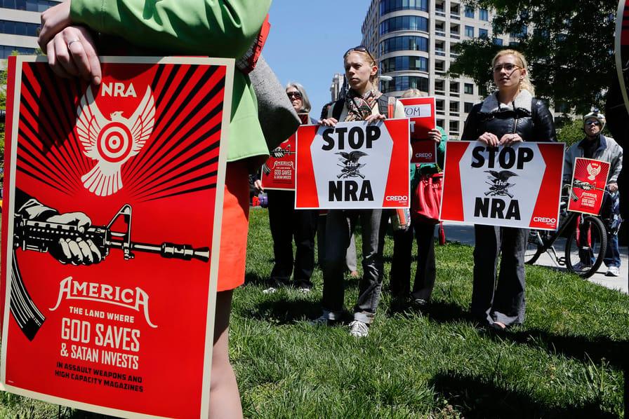 Anti-gun-activists
