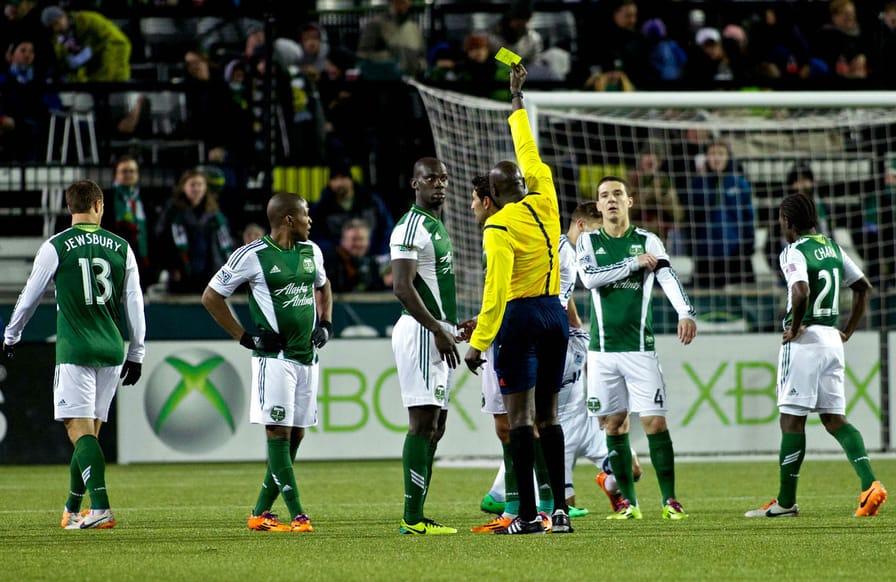 MLS-referee