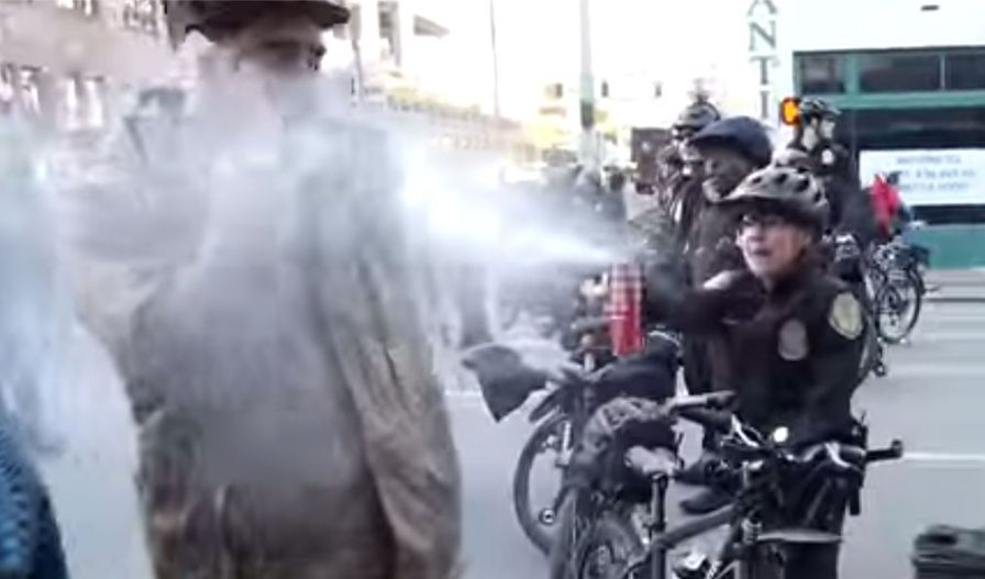 Jesse-Hagopian-'I-Was-Pepper-Sprayed-by-Seattle-Police-on-MLK-Day'