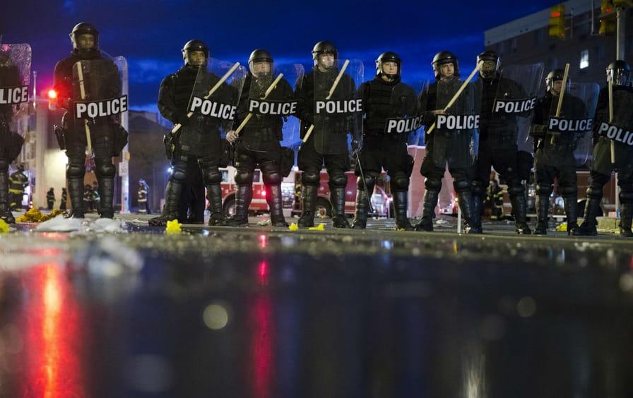 Police-in-Baltimore-AP-PhotoMatt-Rourke
