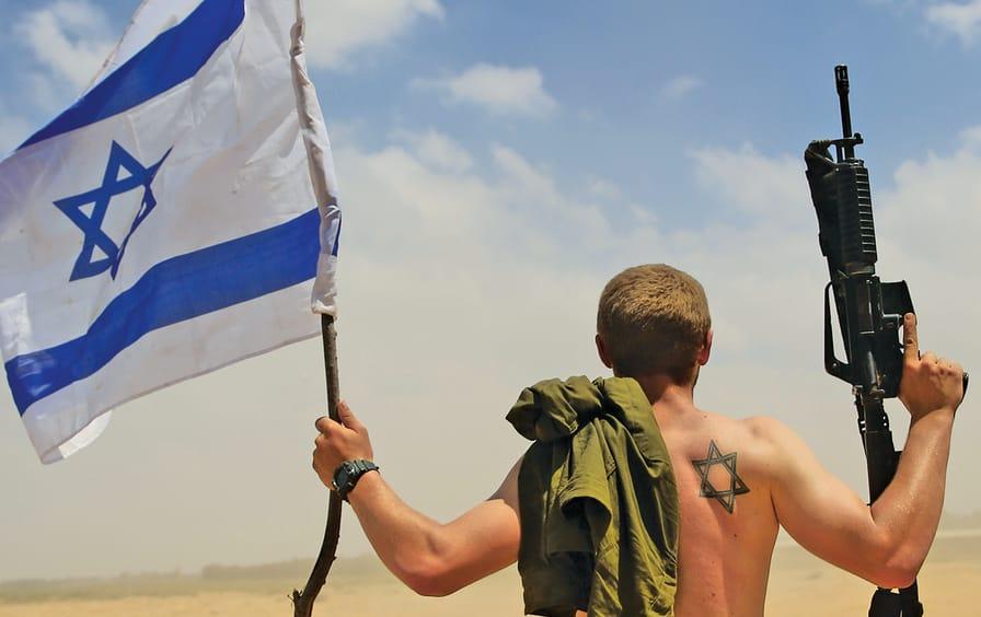 'Anyone-You-See-You-Shoot'-Israeli-Soldiers-Recall-the-2014-Gaza-War