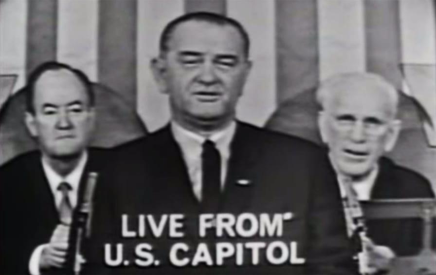 March-15-1965-Lyndon-Johnson's-'We-Shall-Overcome'-Speech
