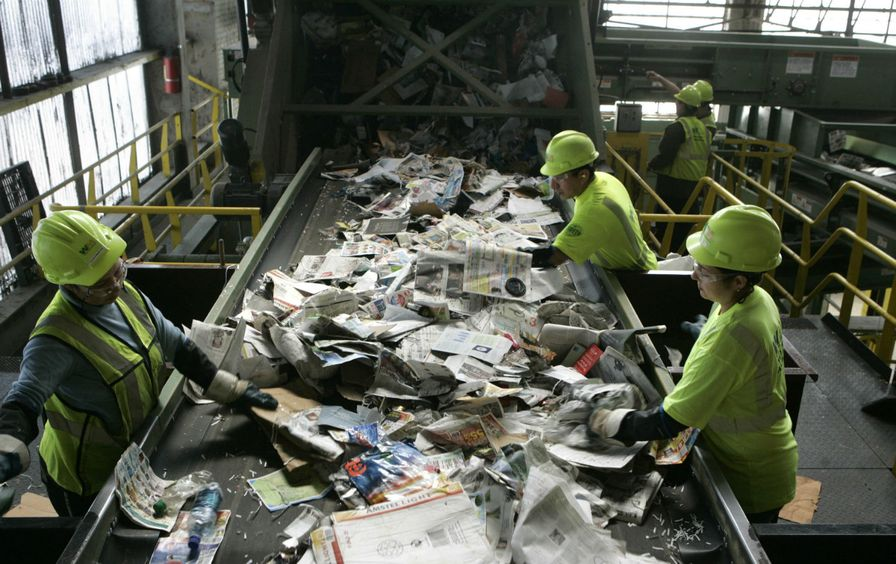 Recycling New Jersey