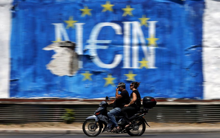 Greece and the Euro