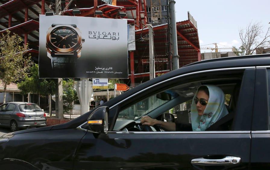 Iran Business Boom
