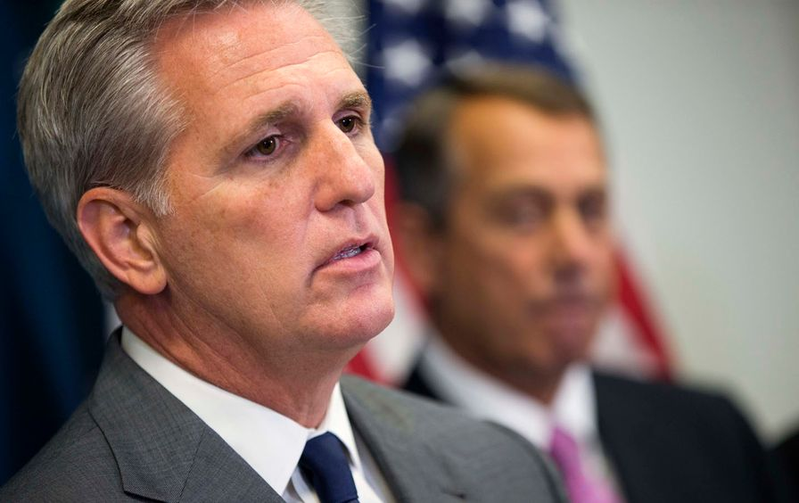 John Boehner, Kevin McCarthy