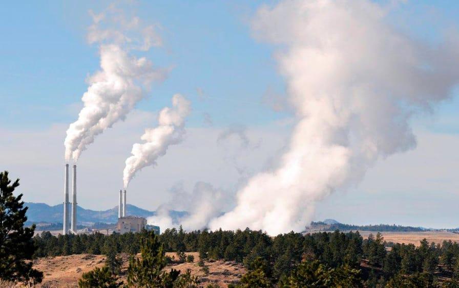 Colstrip coal plant