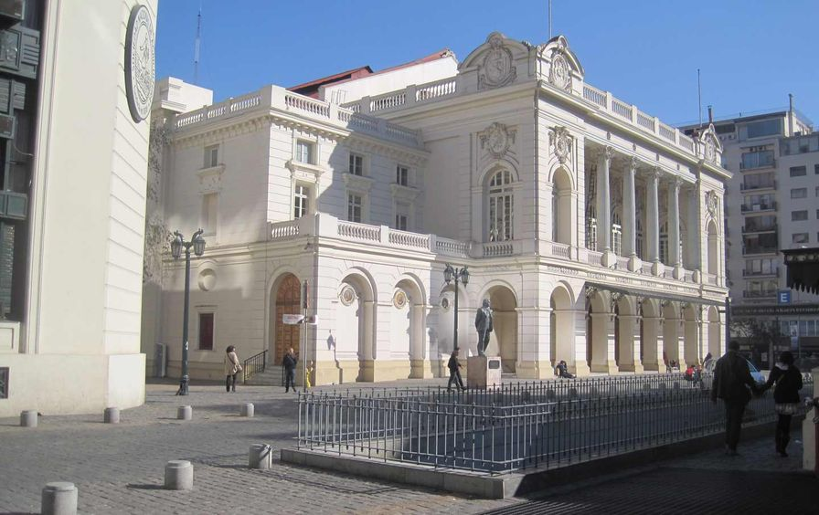Theater in Santiago