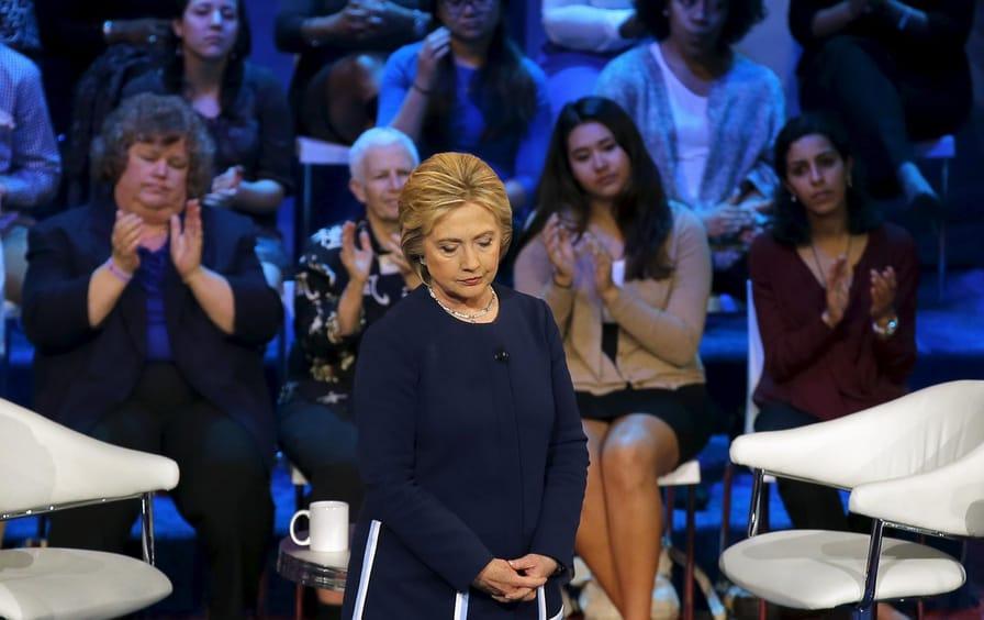 Hillary Clinton Ohio