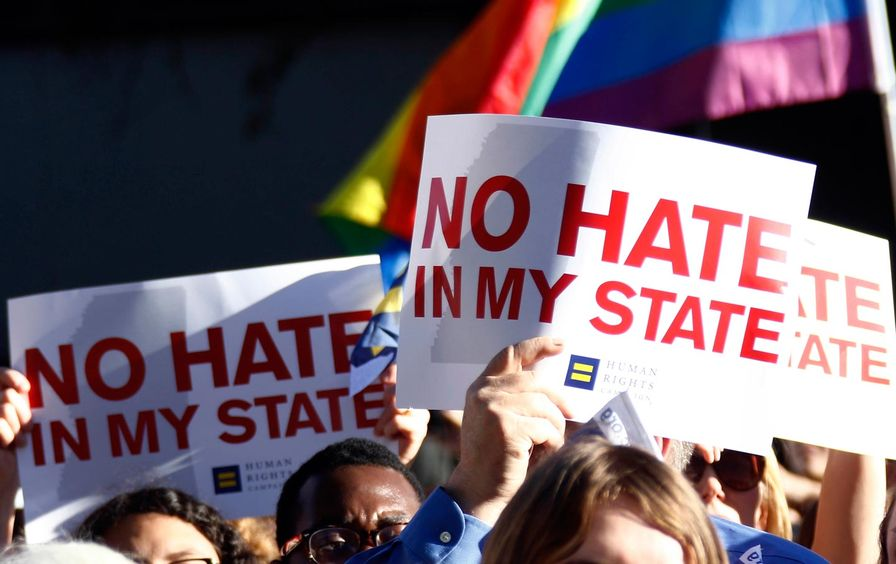 Rally to protest HB1523