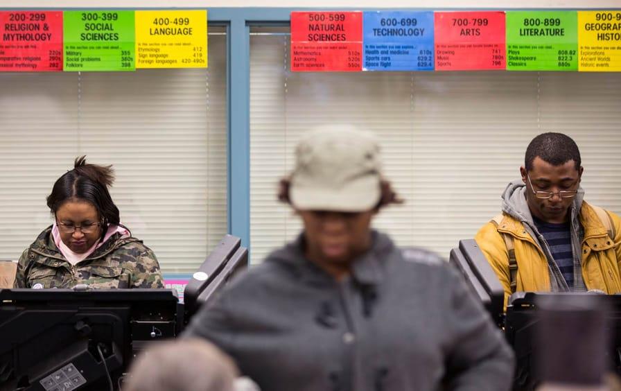 Black Voters in Ferguson