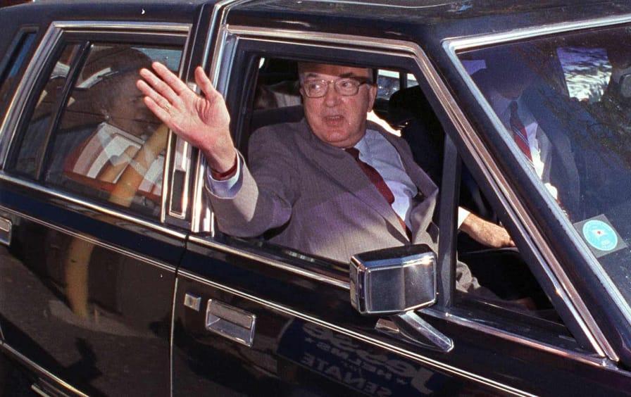 Senator Jesse Helms