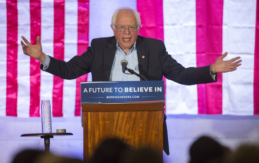 Bernie Sanders in Puerto Rico