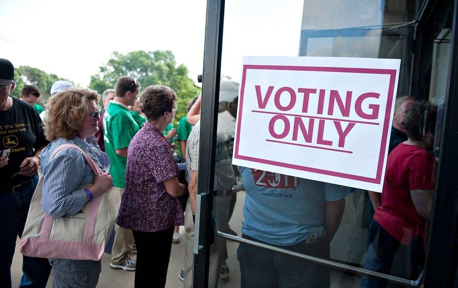 Iowa Voting