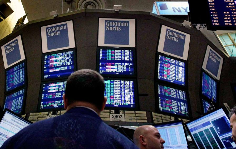 Goldman Sachs NSYE