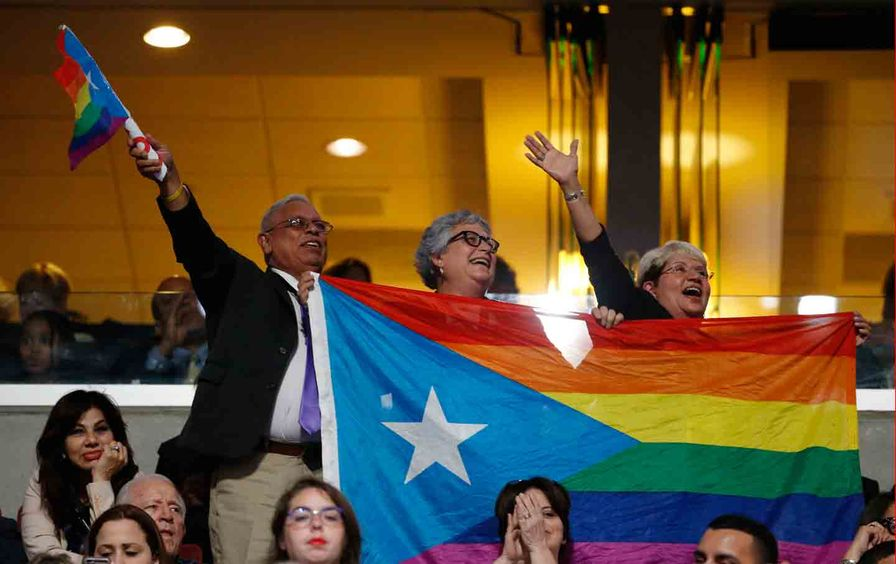 LGBTQ Puerto Ricans