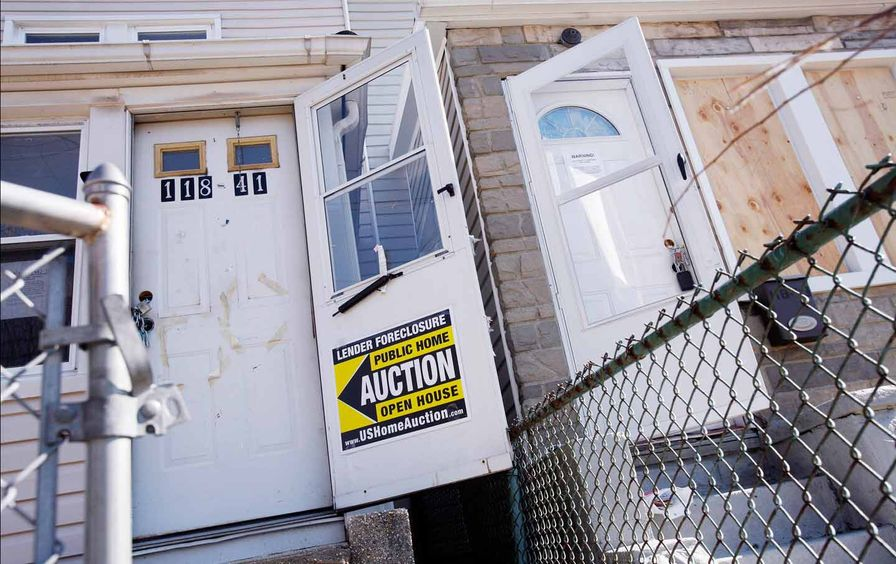 Queens Home Foreclosure
