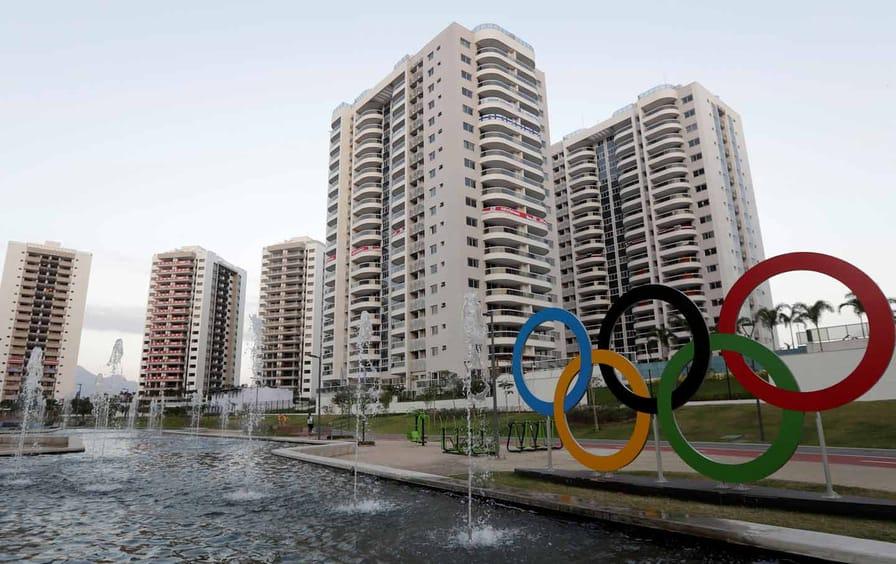 Rio Olympics Hotel