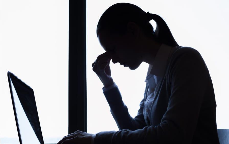 stressedbusinesswoman