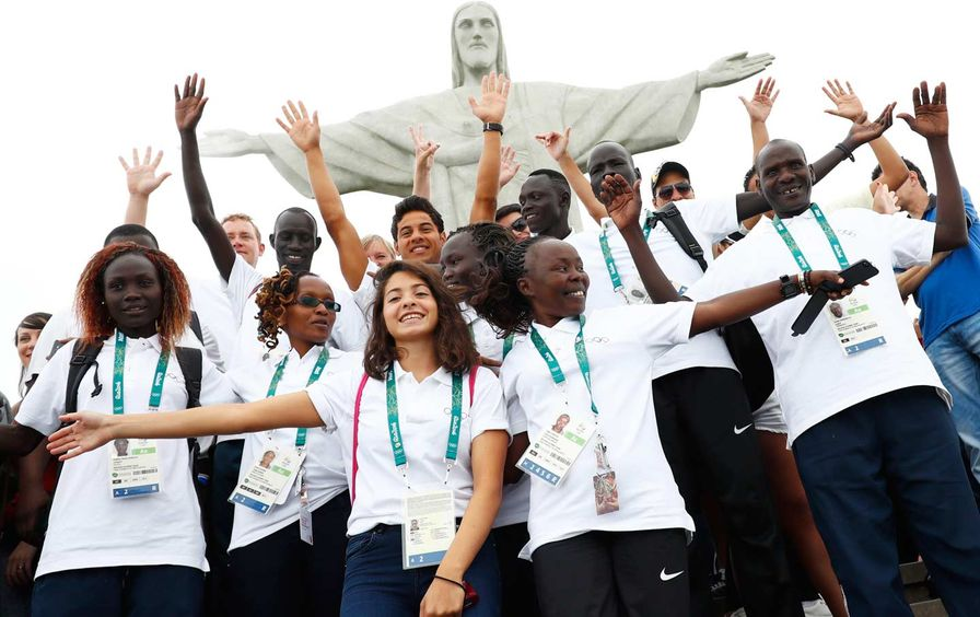 Olympic Refugee Team