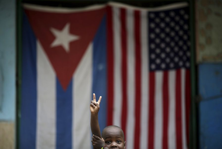Cuba Embargo Lifted