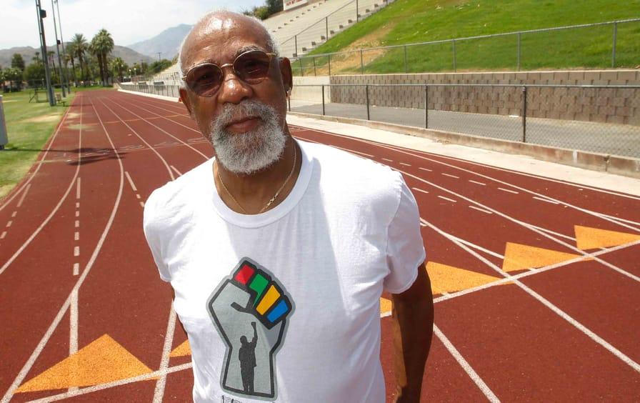 John Carlos track