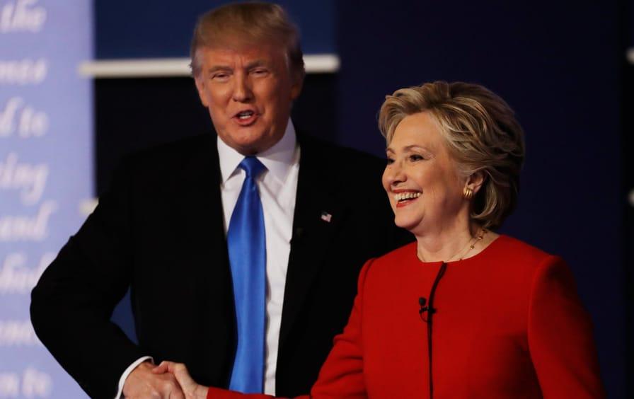 Clinton Trump first debate