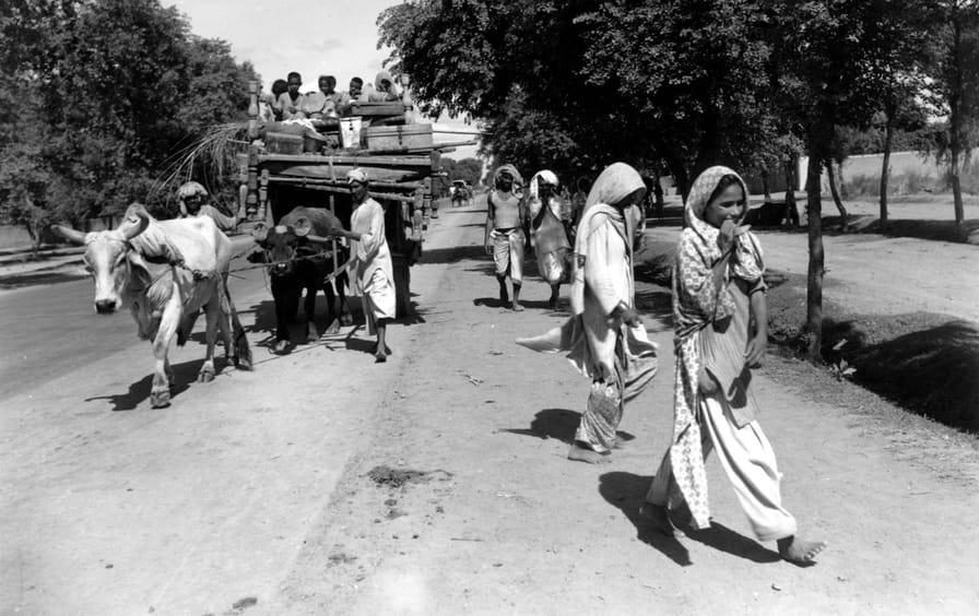 INDIA PAKISTAN MIGRATION