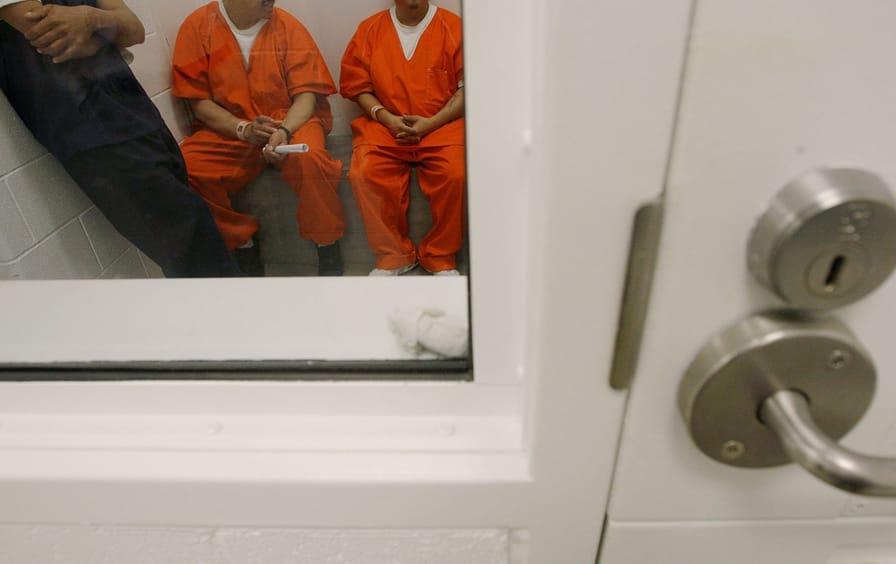 Detention in Washington