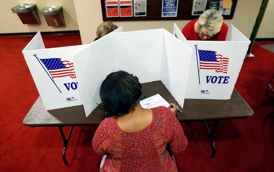 Mississippi voting