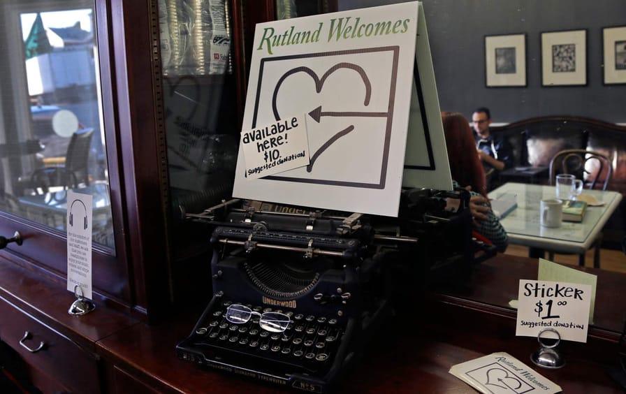 Rutland Welcomes Logo