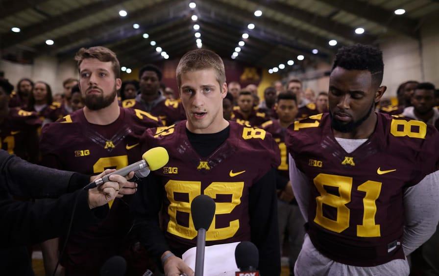 Minnesota Football Boycott