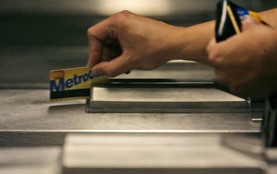 New York MTA MetroCard
