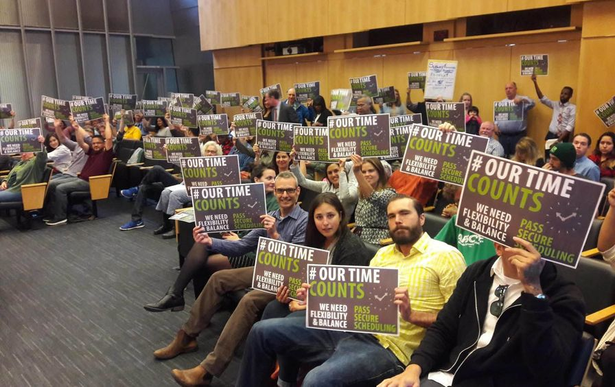 The Seattle City Council's first hearing on fair