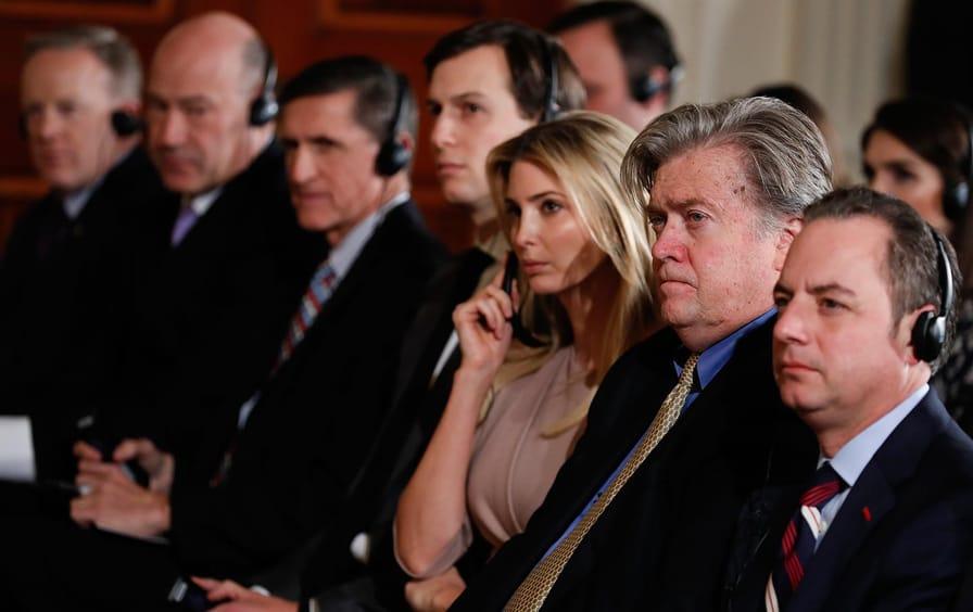 Trump administration officials