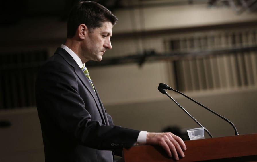 Paul Ryan ACHA Vote