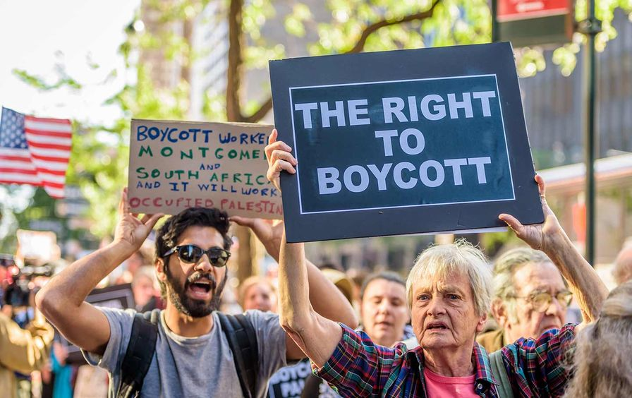 Right to BDS